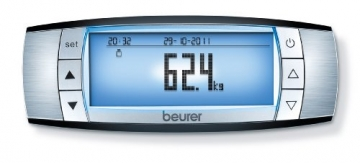 Beurer BF 100 Body Complete Diagnose Pro Diagnosewaage - 4