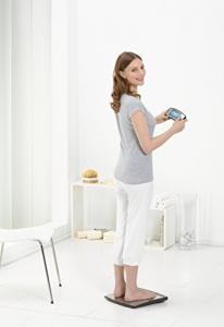 Beurer BF 100 Body Complete Diagnose Pro Diagnosewaage Test Frau