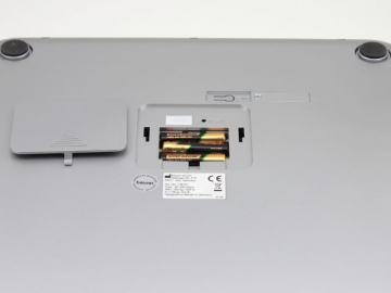 Beurer BF 800 Batteriefach