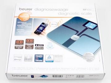 Beurer BF 800 Verpackung