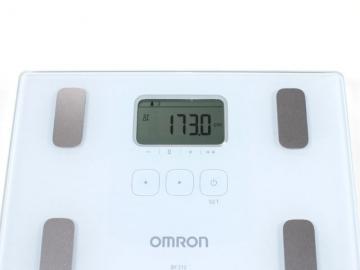 Omron BF 212 Profile