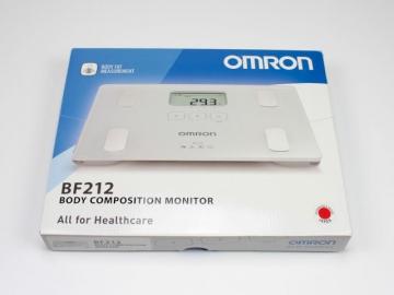 Omron BF 212 Verpackung