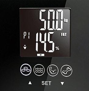 Smart Weigh SBS500 Bedienung