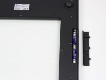 Soehnle 61350 PWD SilverSense Batteriefach