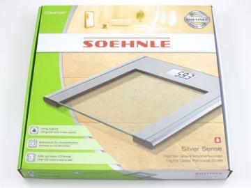 Soehnle 61350 PWD SilverSense Verpackung