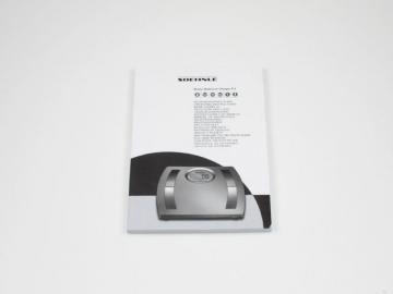 Soehnle 63161 BB Shape F4 Bedienungsanleitung