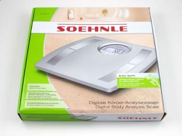 Soehnle 63161 BB Shape F4 Verpackung