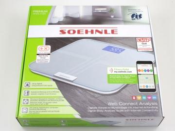 Soehnle Web Connect Analysis 63340 Verpackung