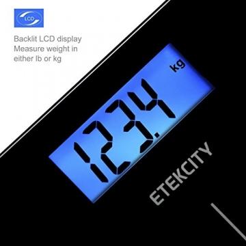 Etekcity Digitale Personenwaage