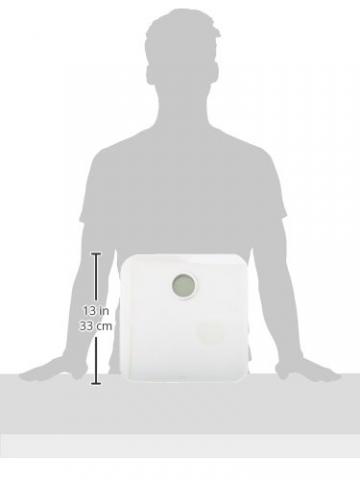Fitbit FB201W Personenwaage Wifi Aria weiss - 10