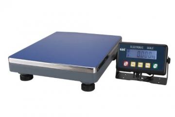 PSE hohe Präzision Personenwaage Paketwaage Digitalwaage Industriewaage / Batteriebetrieb möglich G&G (200kgx20g) - 1
