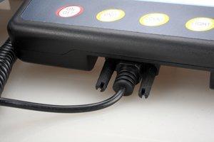 PSE hohe Präzision Personenwaage Paketwaage Digitalwaage Industriewaage / Batteriebetrieb möglich G&G (200kgx20g) - 4