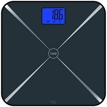 Smart Weigh Smart Tara digitale Personenwage Test