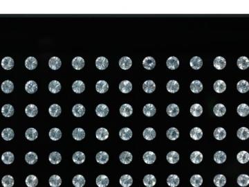 Bosch PPW1010 Gewichtswaage elektronisch Axxence Crystal, Display bestehend aus 333 Swarovski Elements, schwarz - 3