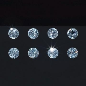 Bosch PPW1010 Gewichtswaage elektronisch Axxence Crystal, Display bestehend aus 333 Swarovski Elements, schwarz - 6