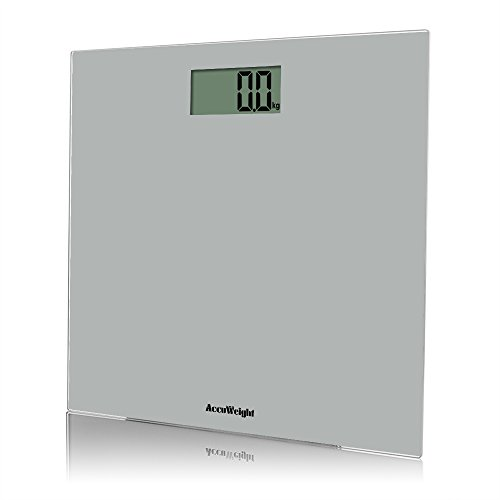 Accuweight AW-BS001 digitale Personenwaage Test