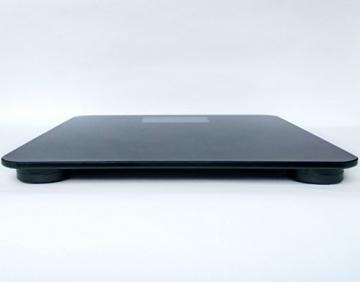 G&G A7 180kg AAA Großdisplay Personenwaage Digitalwaage (Schwarz) - 2