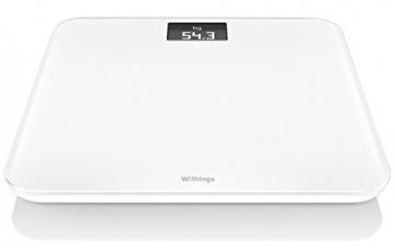 Withings WS-30 Online-Waage (für iPhone und iPad), Weiß - 2