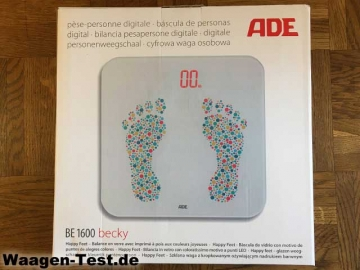 ADE BE 1600 Becky Verpackung
