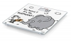 Soehnle 63343 Digitale Personenwaage Sheepworld Too Heavy -