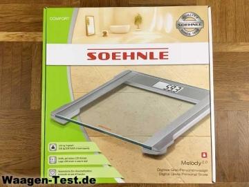 Soehnle 63740 PWD MELODY 2.0 Verpackung