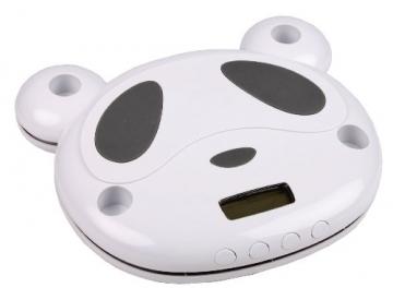 Babywaage Panda 2in1 Waage Kinderwaage abnehmbarer Aufsatz -