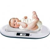 Digitale Babywaage bis 20kg - Stillwaage Kinderwaage Tierwaage -
