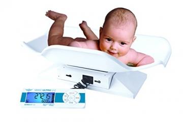 My Weigh Ultraschmale Ultraship U2wiegt Baby weiß 27kg -