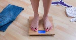 Warum schwankt das Körpergewicht?