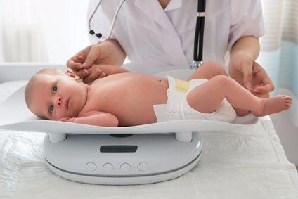 Babywaage Test Kleinkind