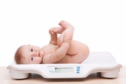 Babywaage Test Schalenwaage