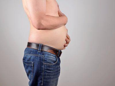 Schnell abnehmen am Bauch Tipps