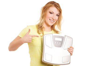 Wie messen Körperfettwaagen